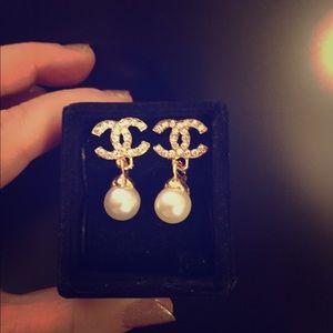 Fashion Designer Inspired Earrings